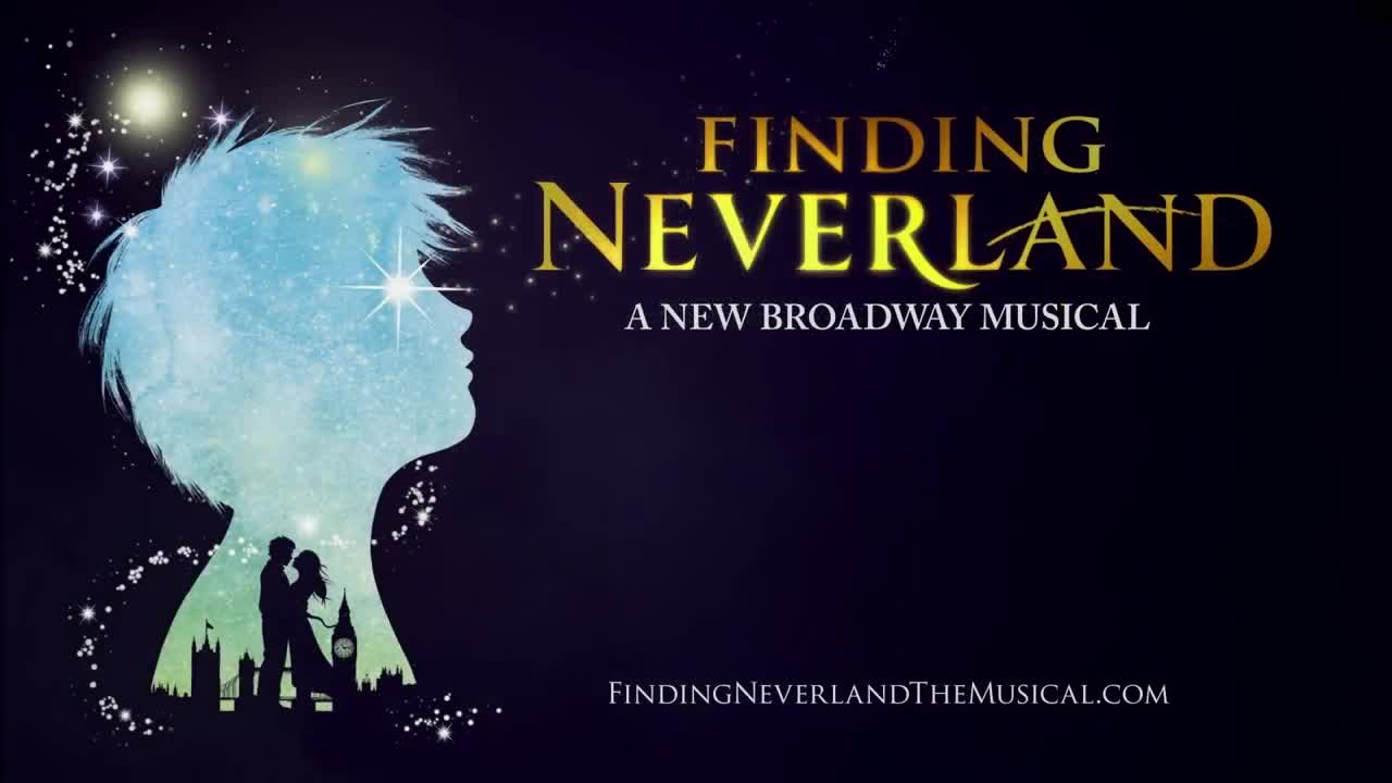 Check out this video from the cast of Finding Neverland