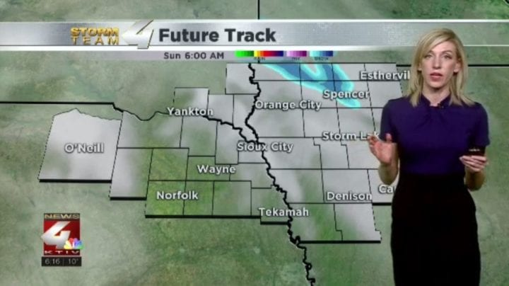 Colder weather for this upcoming week