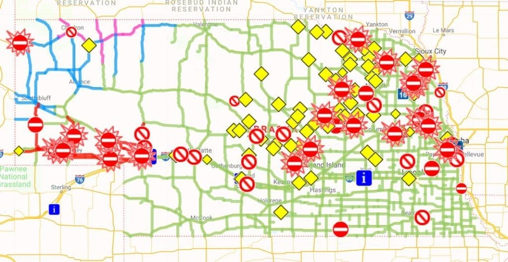 Several highways in tri-state area closing due to flooding ...