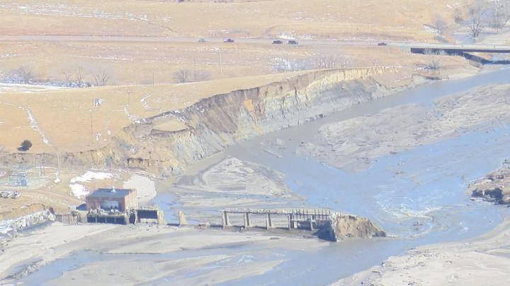 Downriver residents get more bad news about Spencer Dam