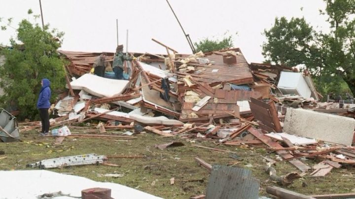 Tornado-weary southern Plains braces for more severe weather
