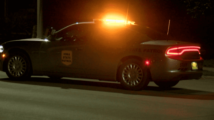 """Iowa Law Officers launch """"Drive Sober or Get Pulled Over"""" campaign"""