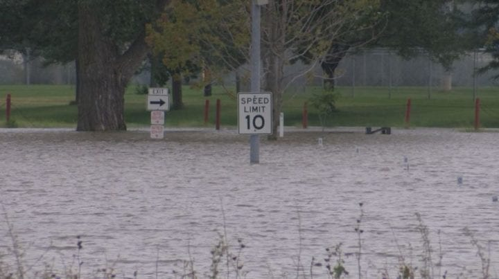 South Sioux City, NE, already experiencing impact from flooding