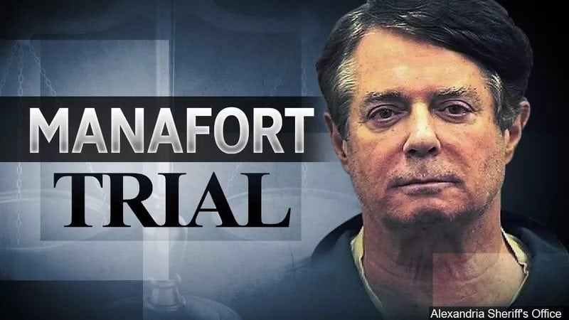 Closing arguments begin in Paul Manafort trial