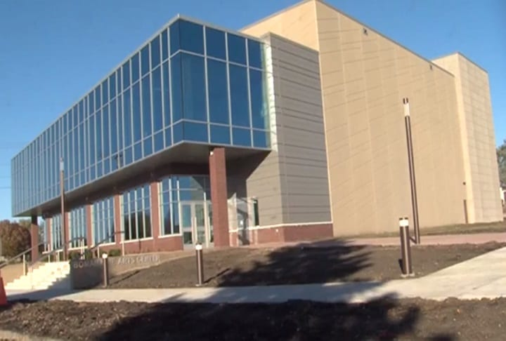 Forest City celebrates grand opening of Boman Fine Arts Center