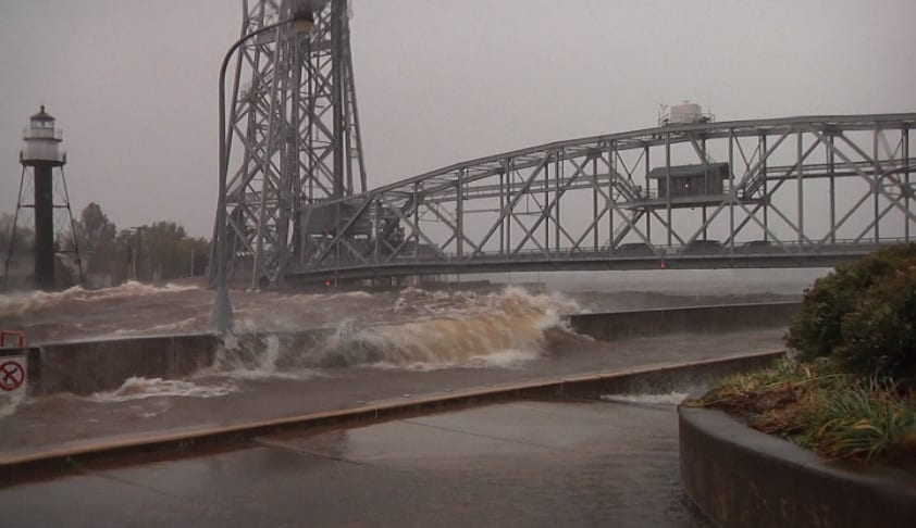 Duluth requesting millions in emergency disaster aid in wake of October storm
