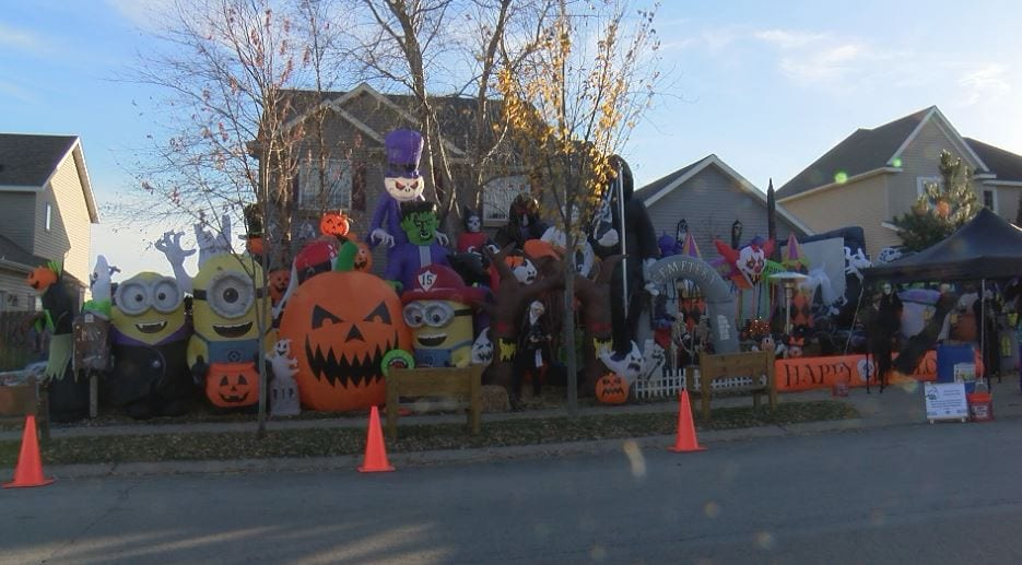 Halloween brings out the creative side in Rochester residents