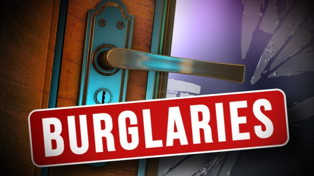 Police searching for suspects involved in NW Rochester home burglaries