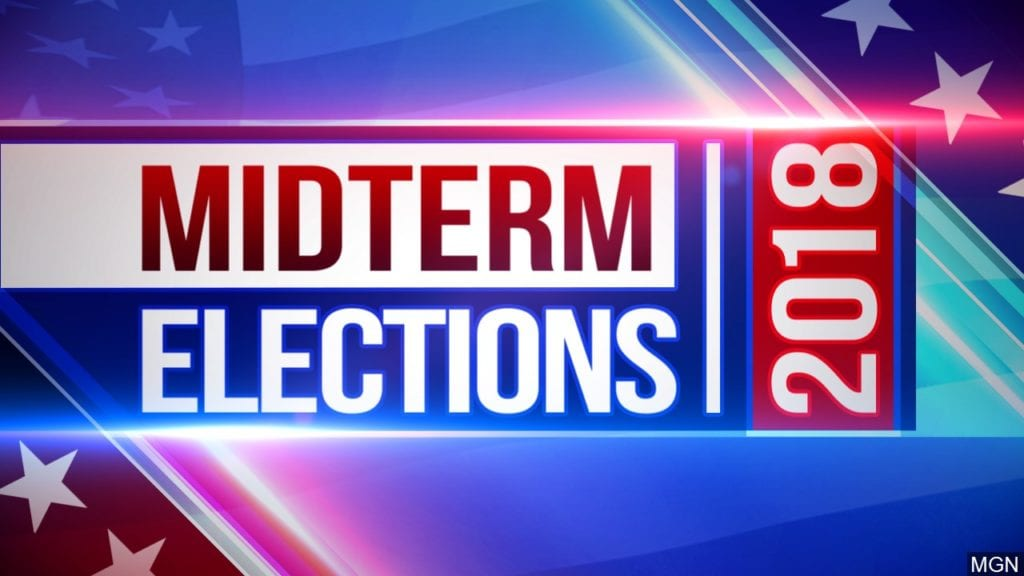 MIDTERM 2018: Polls are closed and election results are in, the latest here