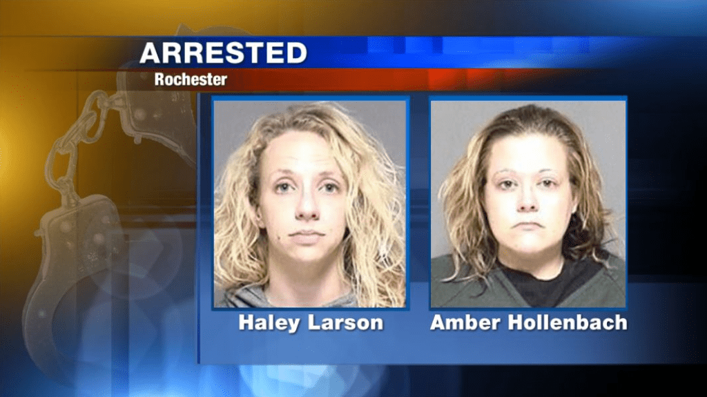 Two women arrested for possessing and selling