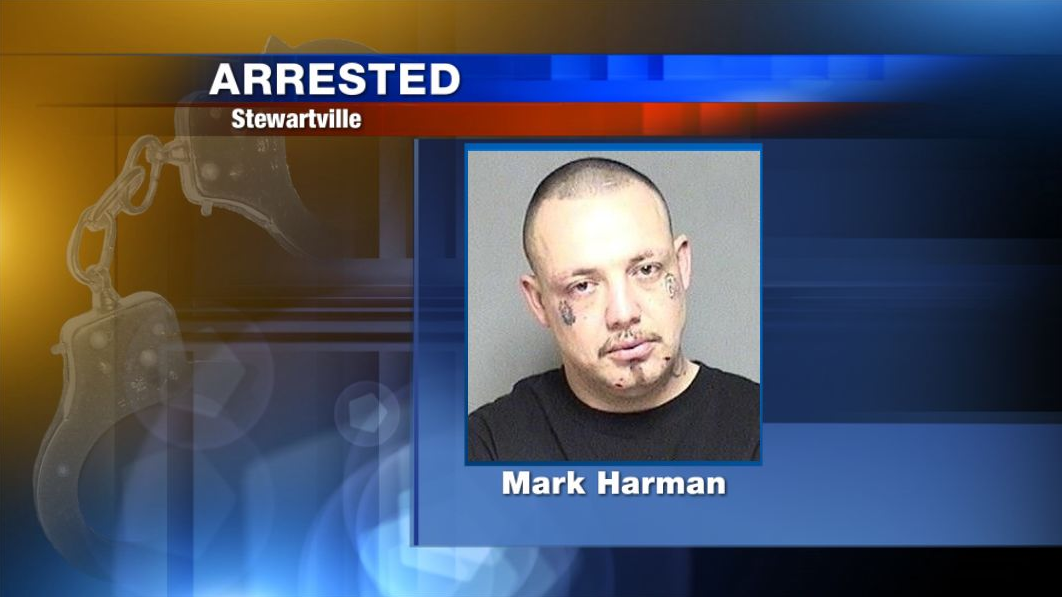 Rochester man arrested after stealing a car that was left to warm up