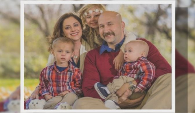 Oronoco couple remember twin daughters who died from rare condition in utero