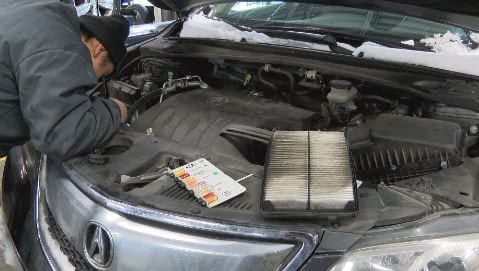 Tips on prepping your vehicle for Arctic temperatures
