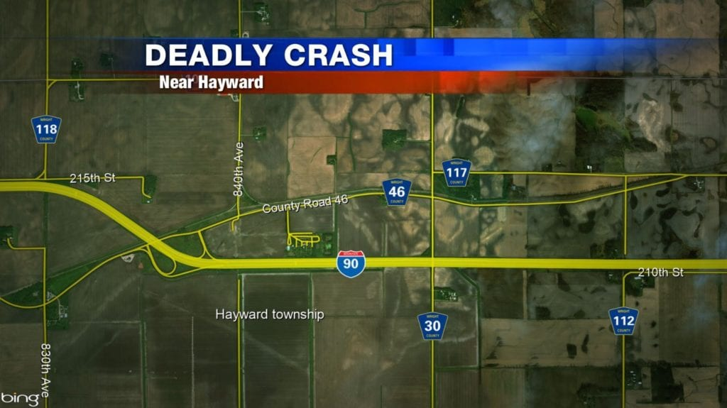 Minnesota State Patrol investigates deadly Freeborn County crash