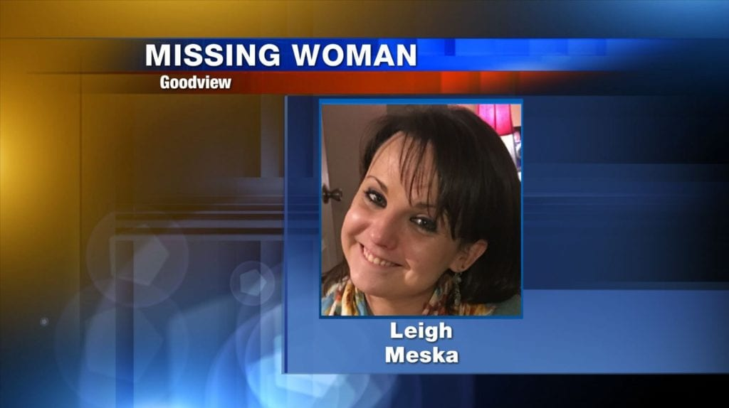 Police search for missing Goodview woman