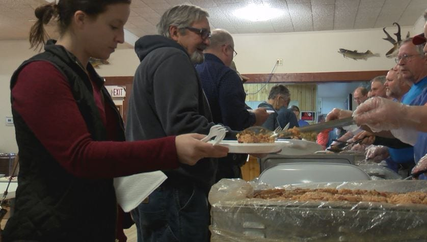 Hundreds gather in Stewartville to get a taste of the wild