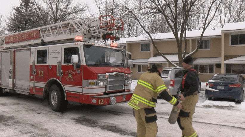 RFD responds to apartment kitchen fire