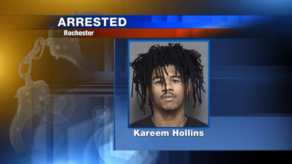20-year-old Rochester man arrested for allegedly robbing teenager
