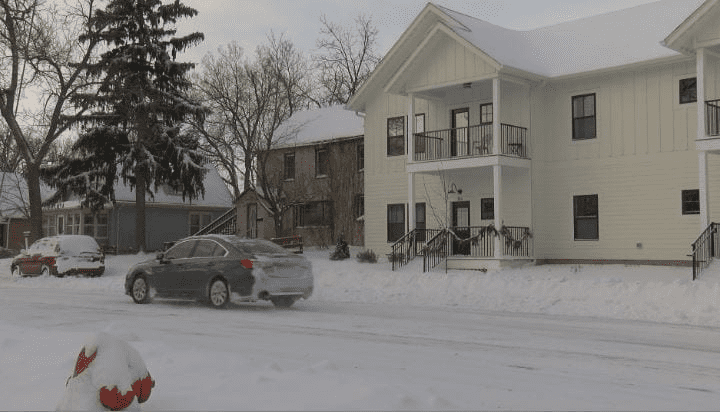 Man found outside Rochester home Sunday morning likely died of hypothermia
