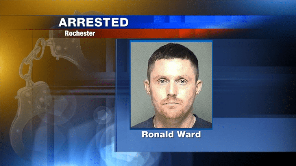 Rochester man arrested with DUI charges