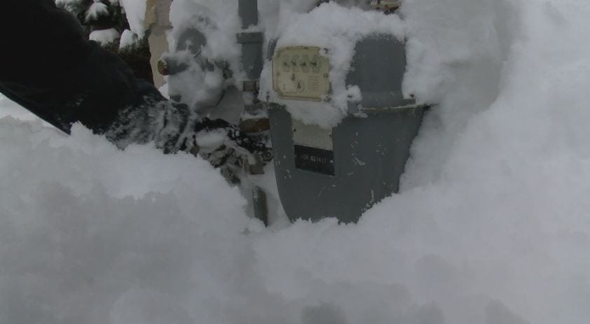 With snow continuing to pile up, clearing snow is important to keep your home safe