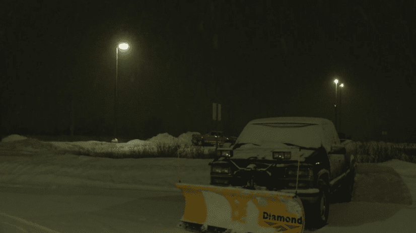 Snowplows hit the roads again after overnight snow storm