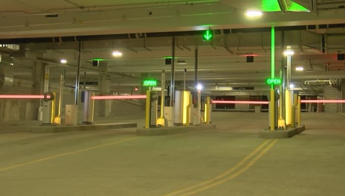 New parking ramp opens, promising Rochester commuters a high-tech experience