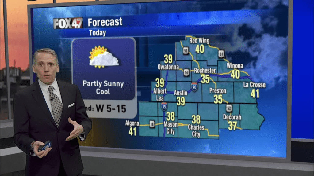 Cool sunshine today; warmer days are ahead this week