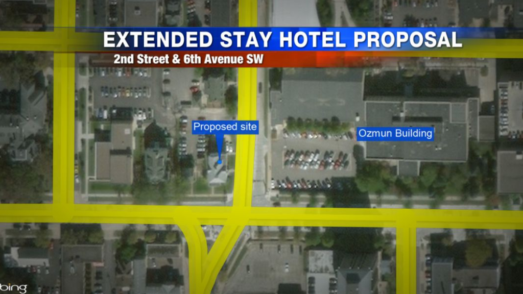 Downtown Rochester considers plans for another hotel
