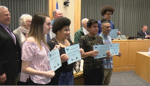 24th annual Outstanding Youth Awards recognizes five young adults