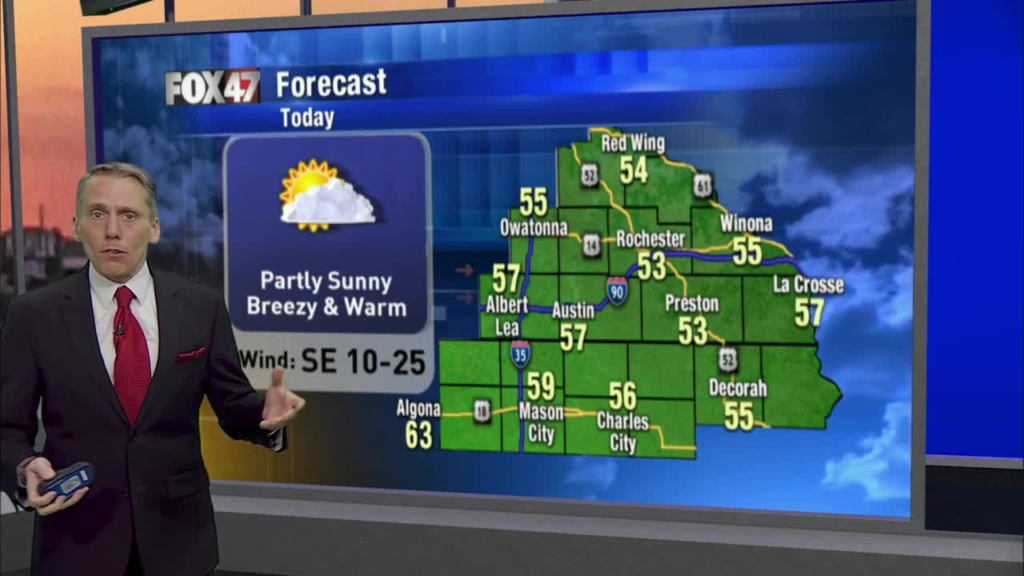 April weather returns for this week - MYFOX47