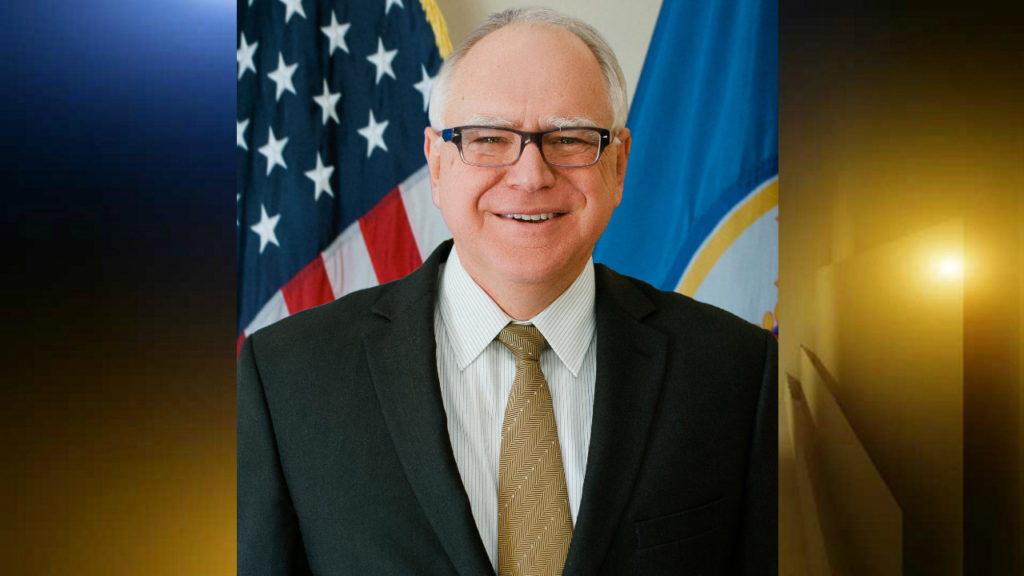 Gov. Tim Walz
