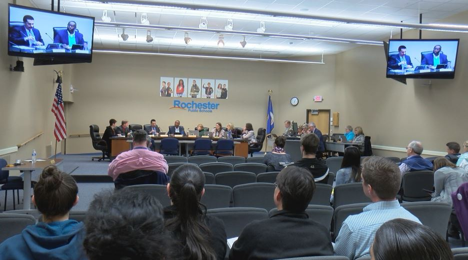 RPS discusses recommendations regarding Native American students