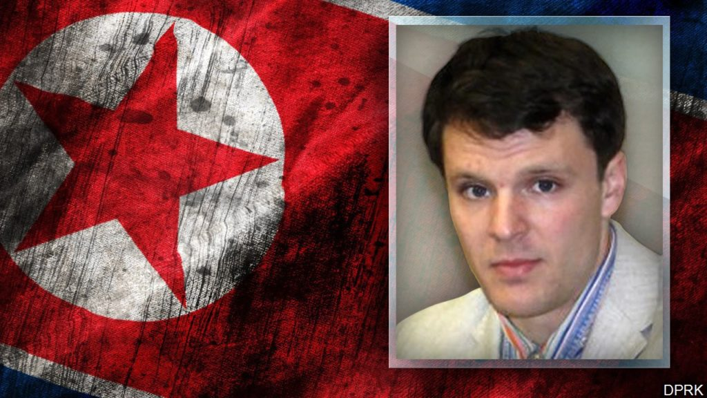 North Korea presented US with $2 million bill for care of Otto Warmbier