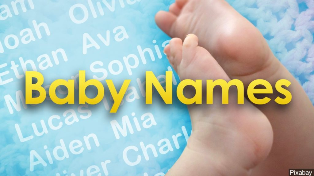 Top baby names in Minnesota, Iowa released