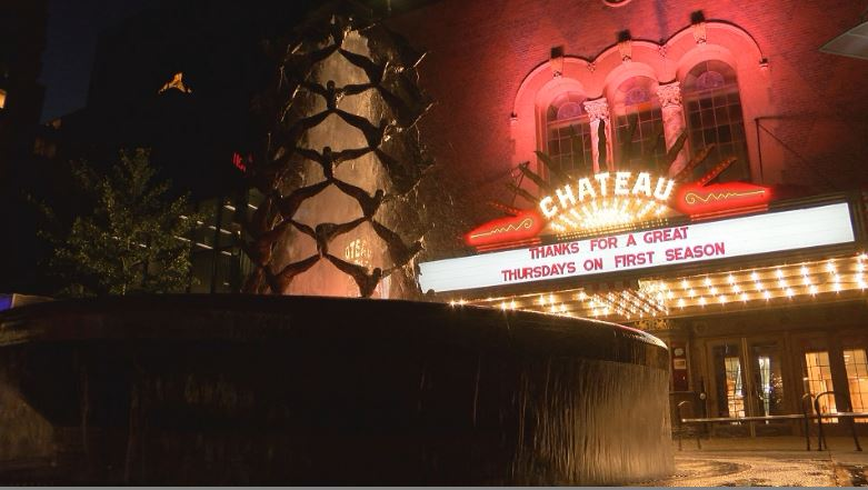 Historic Chateau Theater one step closer to reopening