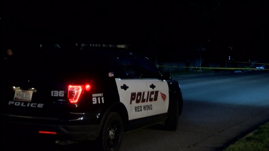 Man shot in Red Wing Tuesday night