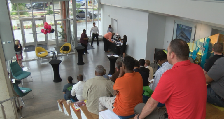 Contractors Branch Meeting at One Discovery Square