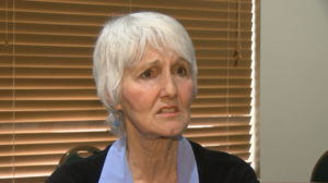 This year, Sue Klebold is the event's inspirational speaker. Her son was one of the two Columbine High School Shootings gunmen.