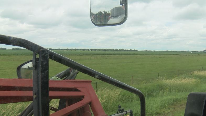New program helps farmers with uncovered fields