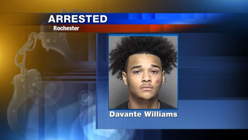 Rochester man faces charges for alleged traffic stop altercation