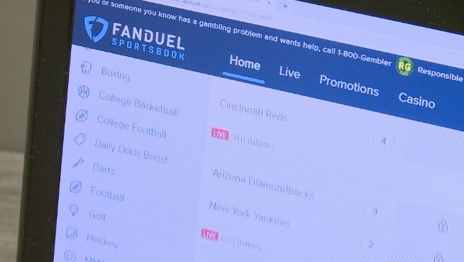 Mobile apps to be included with Iowa sports betting