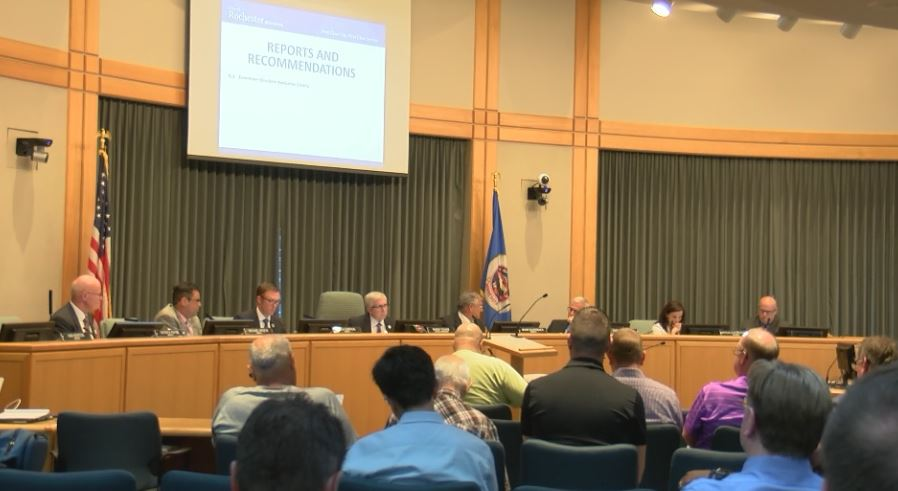 Rochester city leaders approve funding for warming shelter consultant