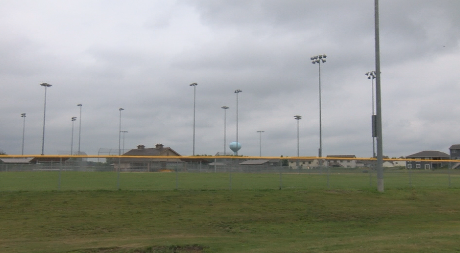 Byron Community Recreation Complex nearing debut