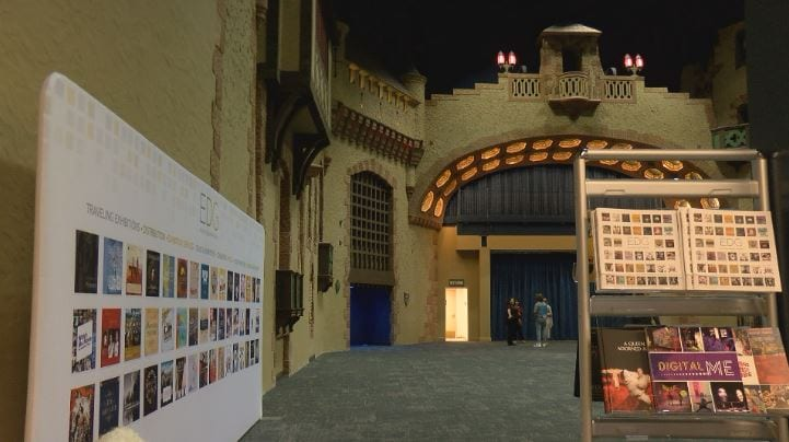 """Chateau Theatre returning """"to its former glory,"""" plans to open next month"""