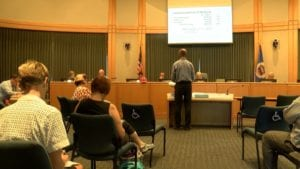 Rochester city council committee of the whole meeting