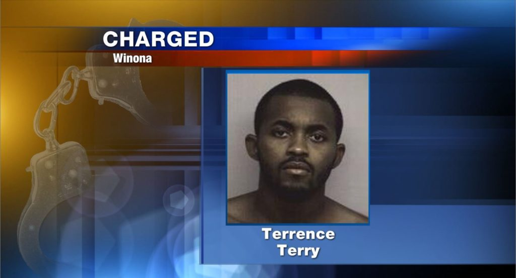 Terrence Terry mug shot