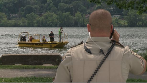UPDATE:  Drone now being used in Lake Winona search for body