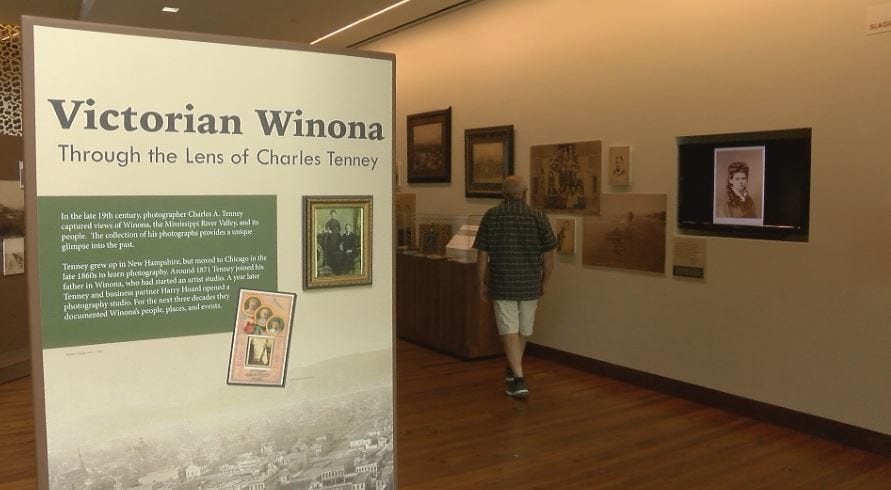 New Winona exhibit takes people back in time