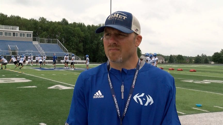 Kasson-Mantorville activities director and head football coach on administrative leave